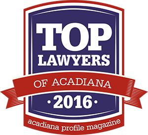 top lawyer acadiana