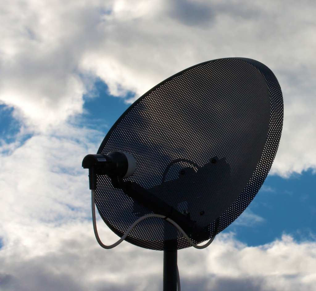 Sky King Satellite Communal Sky Satellite Dish Digital